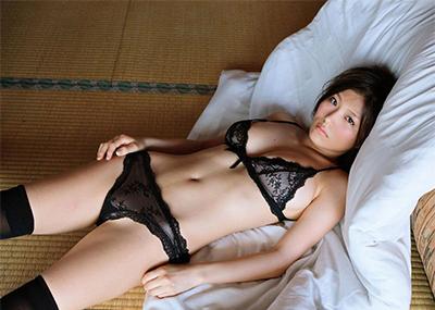 【セクシー下着エロ画像】男性陣の目を惹くセクシーランジェリー画像集