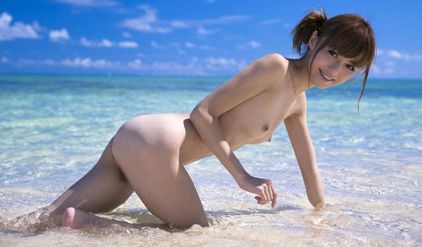 【AV女優エロ画像】グラドルからAVへと転進した『希志あいの』のエロティックな身体! 14
