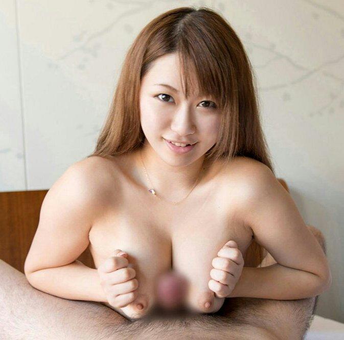 【パイズリエロ画像】女性の象徴!おっぱいをチンポで汚す行為パイズリ画像! 03