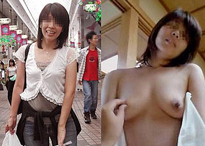奥さ~ん、これはアウトォォwww熟女の着衣とヌードを並べた画像が完全に不倫の決定的証拠なんだがwww(画像15枚)