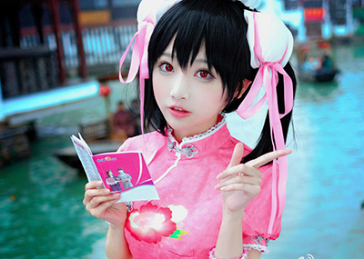 【中国】コミケにも度々降臨する上海在住のレイヤー「小柔SeeU」ちゃんがロリ可愛すぎるwww