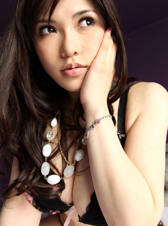 【沖田杏梨エロ画像】なんだこのけしからんおっぱい!Lカップ爆乳のAV女優! 05