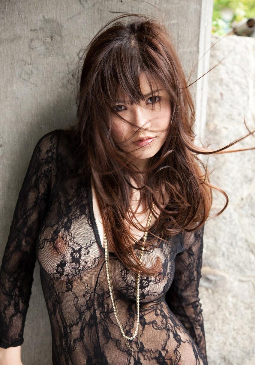 【沖田杏梨エロ画像】なんだこのけしからんおっぱい!Lカップ爆乳のAV女優! 28