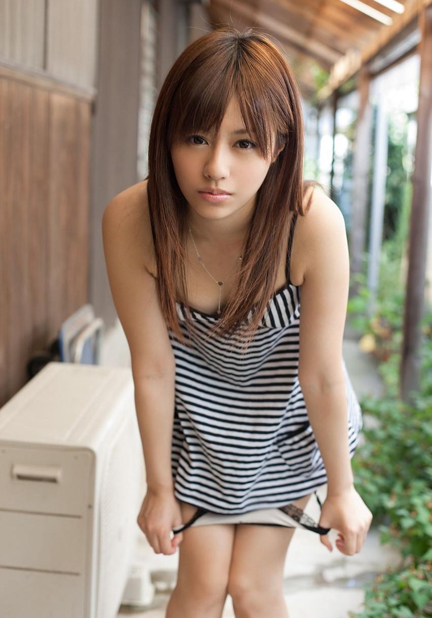 【瑠川リナエロ画像】元アイドルのアニメ声の可愛いAV女優!瑠川リナ 42