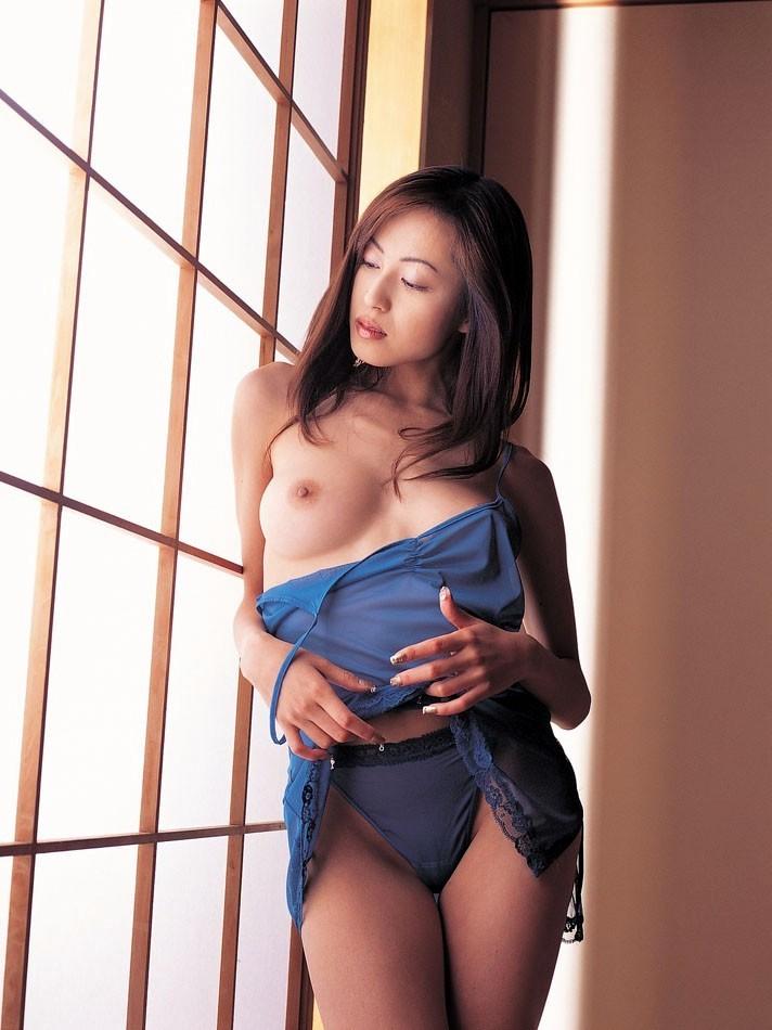 【及川奈央エロ画像】もはや伝説のAV女優!熟女になってもそのオーラは健在! 03