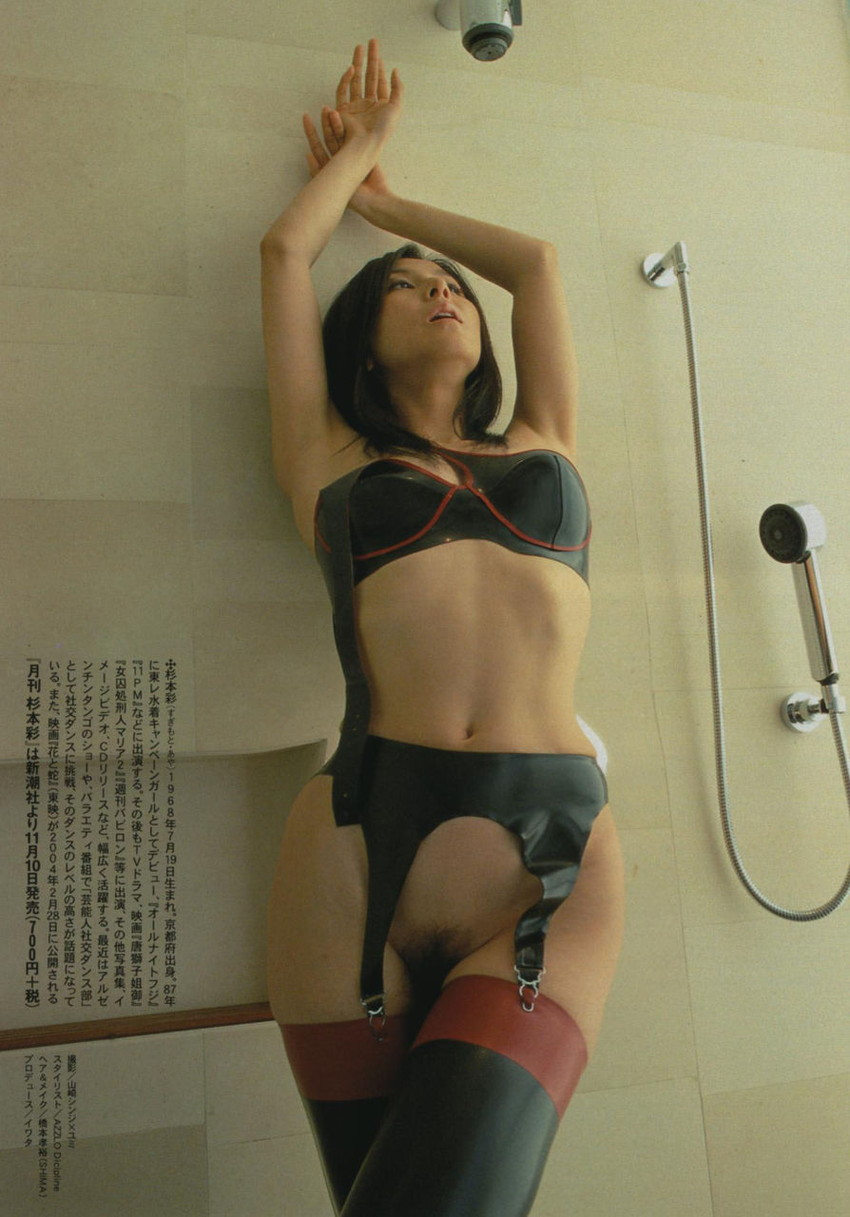 【杉本彩エロ画像】様々なシーンで活躍し続けるセクシーウーマン杉本彩! 30