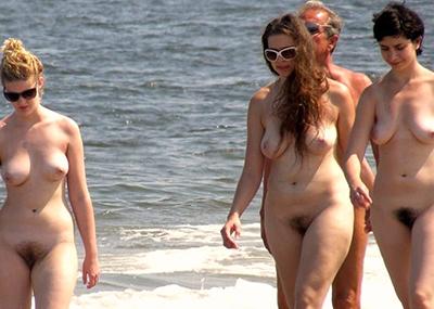 【ヌーディストビーチエロ画像】海外にいったら一度は足を運びたい!ヌーディストビーチ