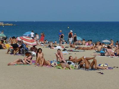 【ヌーディストビーチエロ画像】海外にいったら一度は足を運びたい!ヌーディストビーチ 45