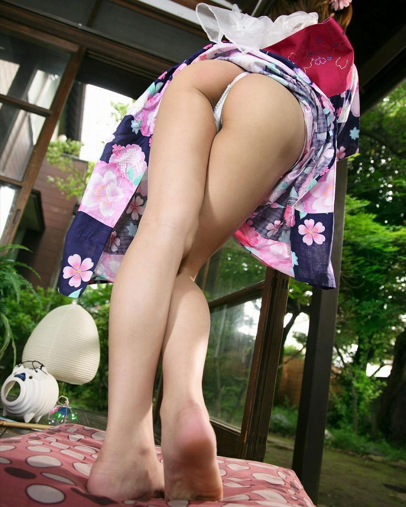 【和装エロ画像】日本人ならこういう画像は外すワケにはいかないだろ!? 32
