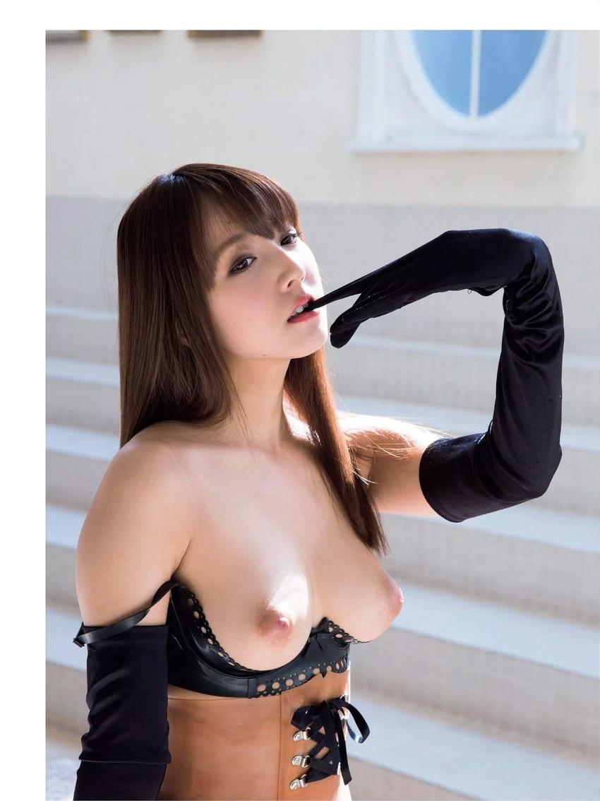 【三上悠亜エロ画像】元SKEのメンバーでありながら現大人気のAV女優! 44
