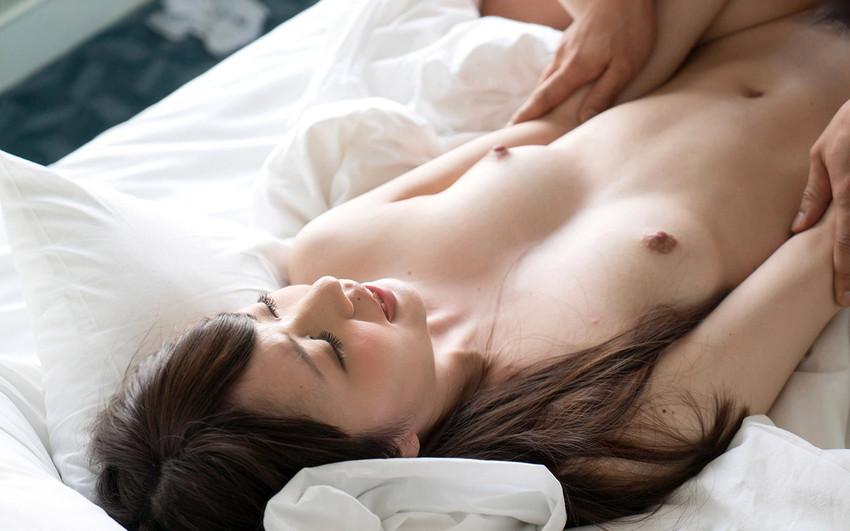 【ちっぱいエロ画像】ちっぱいだけど可愛い!人気AV女優たちのちっぱい! 12