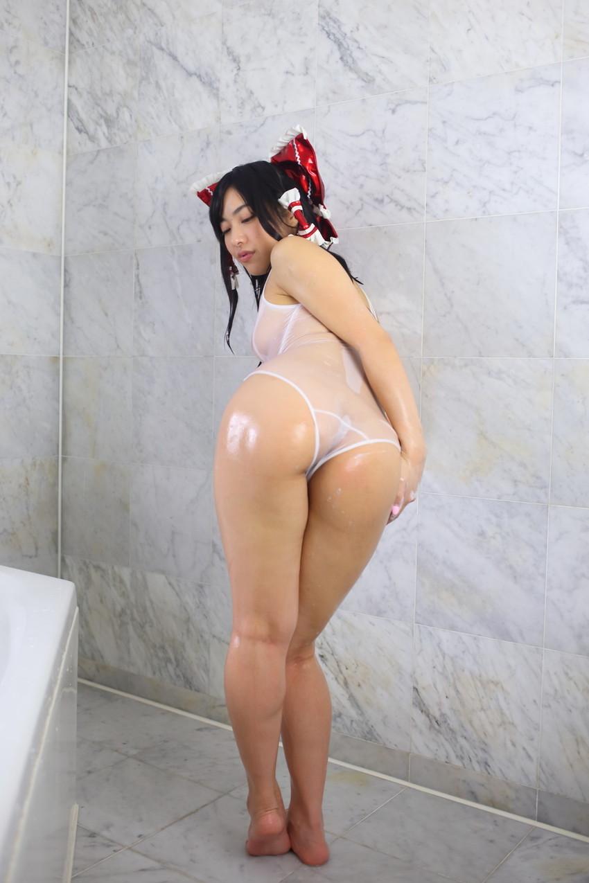 【由愛可奈エロ画像】夢はAV女優だったというグラドルからAVへと転進したAV女優! 13