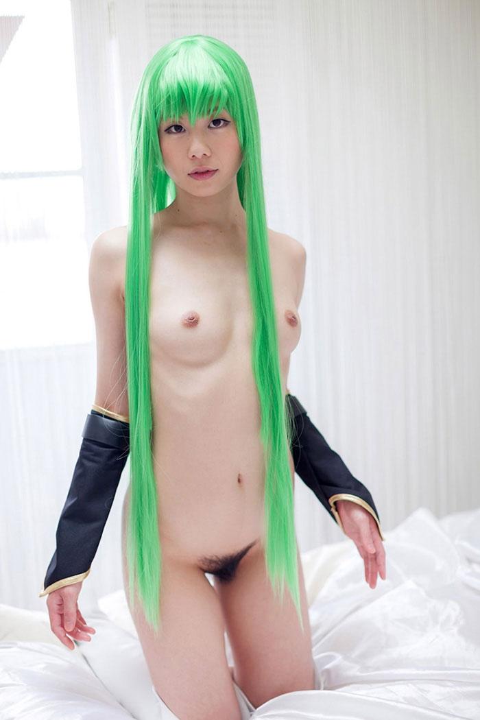 【アニコスエロ画像】アニメなどのキャラに成り切るアニコス娘がエロすぎッ! 31