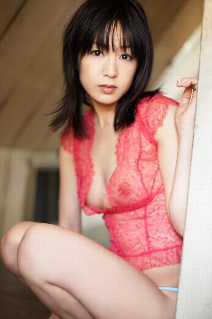 【シースルーエロ画像】美女のスケスケ下着姿がフル勃起確実なエロさw(50枚) 42