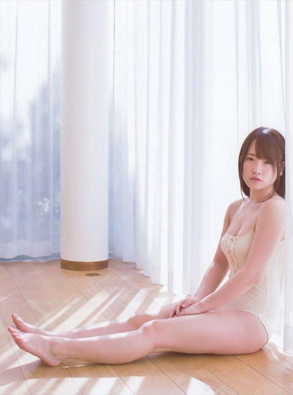 【グラビアエロ画像】川栄李奈のセクシーボディがエロすぎw(50枚)