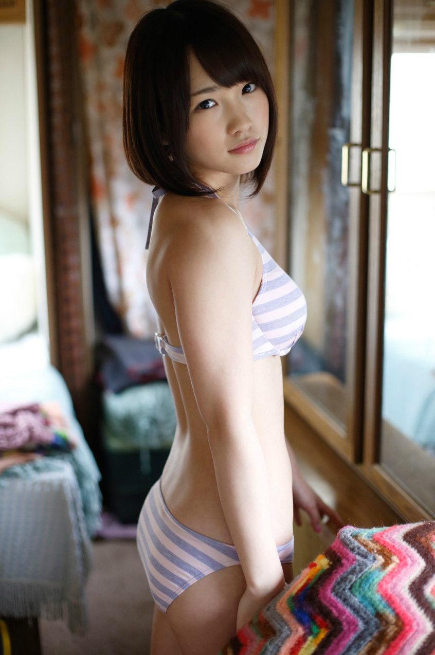 【グラビアエロ画像】川栄李奈のセクシーボディがエロすぎw(50枚) 18