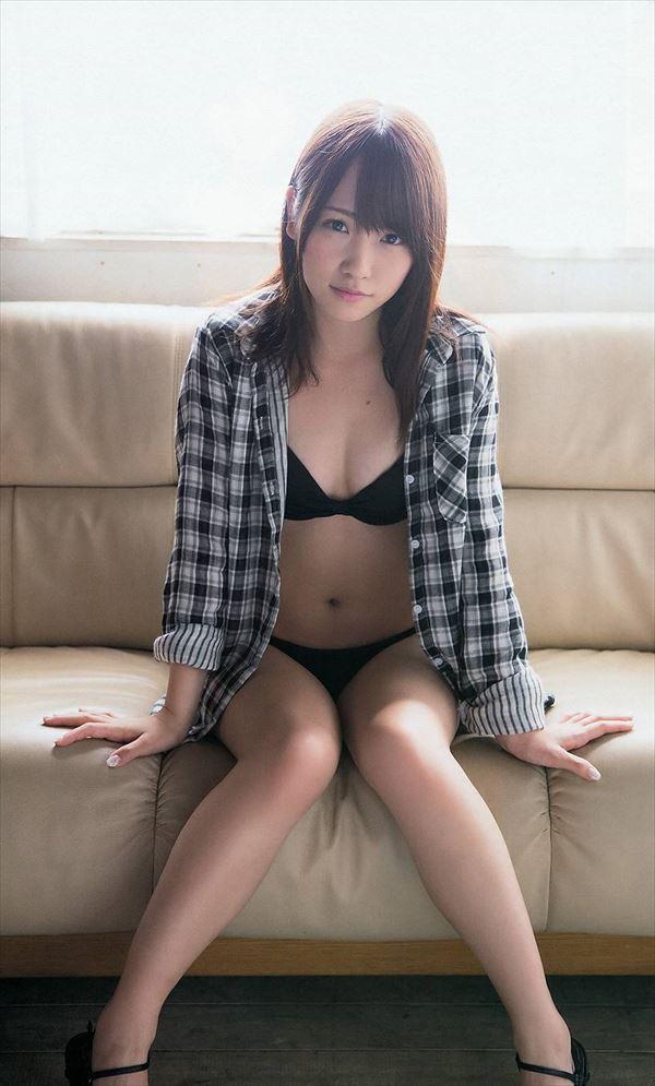 【グラビアエロ画像】川栄李奈のセクシーボディがエロすぎw(50枚) 21