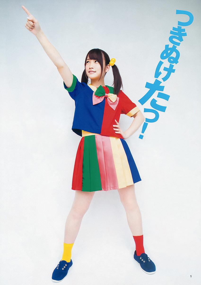 【グラビアエロ画像】川栄李奈のセクシーボディがエロすぎw(50枚) 29