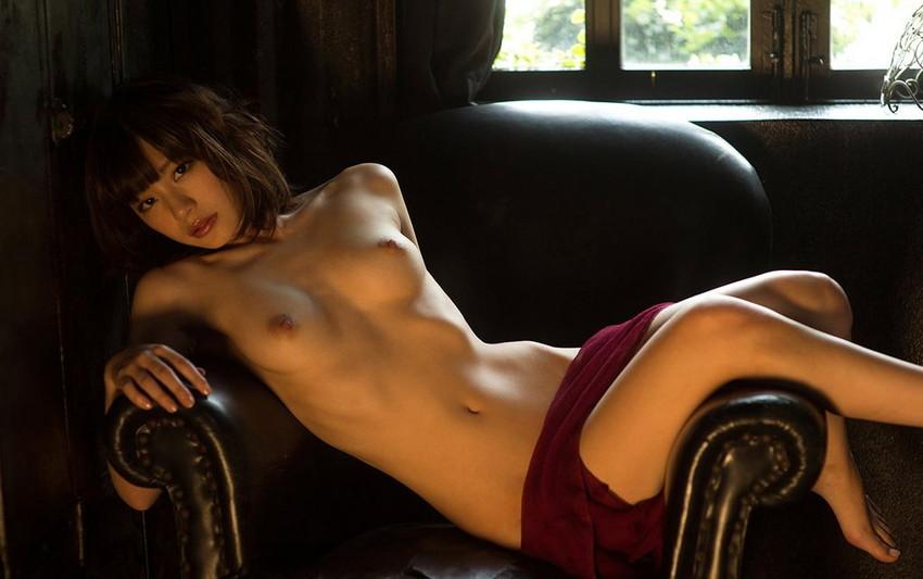 【ヌードエロ画像】色白肌が美しい鈴村あいりのエロ画像(51枚) 33