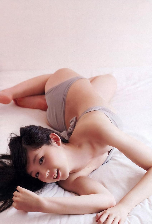 【グラビアエロ画像】小池里奈の水着姿やセミヌード姿がエロ美しいw(50枚) 39