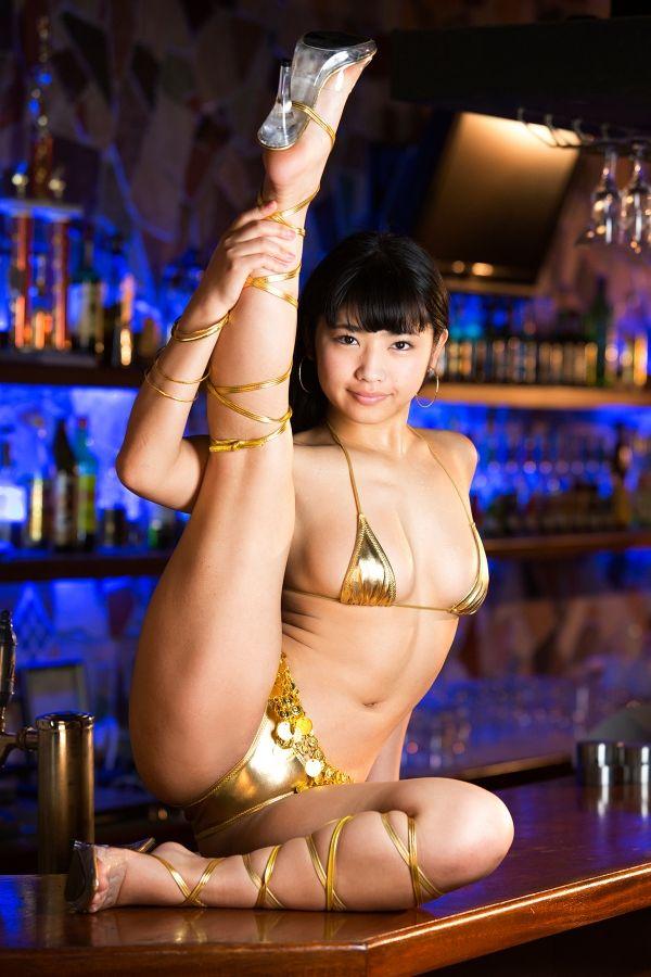 【グラビアエロ画像】エッチな想像が捗る永井里菜のセクシー画像(50枚) 37