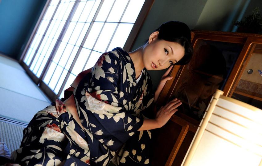 【ヌードエロ画像】爆乳スレンダーボディがメチャシコな舞咲みくにのエロ画像(52枚) 16