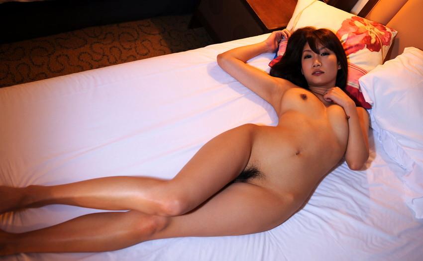 【ヌードエロ画像】爆乳スレンダーボディがメチャシコな舞咲みくにのエロ画像(52枚) 48