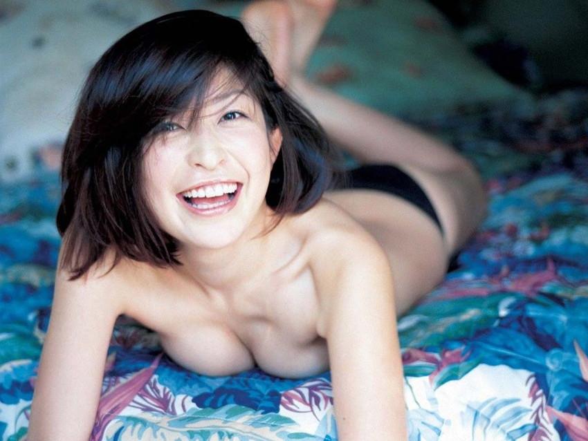 【グラビアエロ画像】昔も今も大人気な小野真弓のセクシー画像(50枚) 29