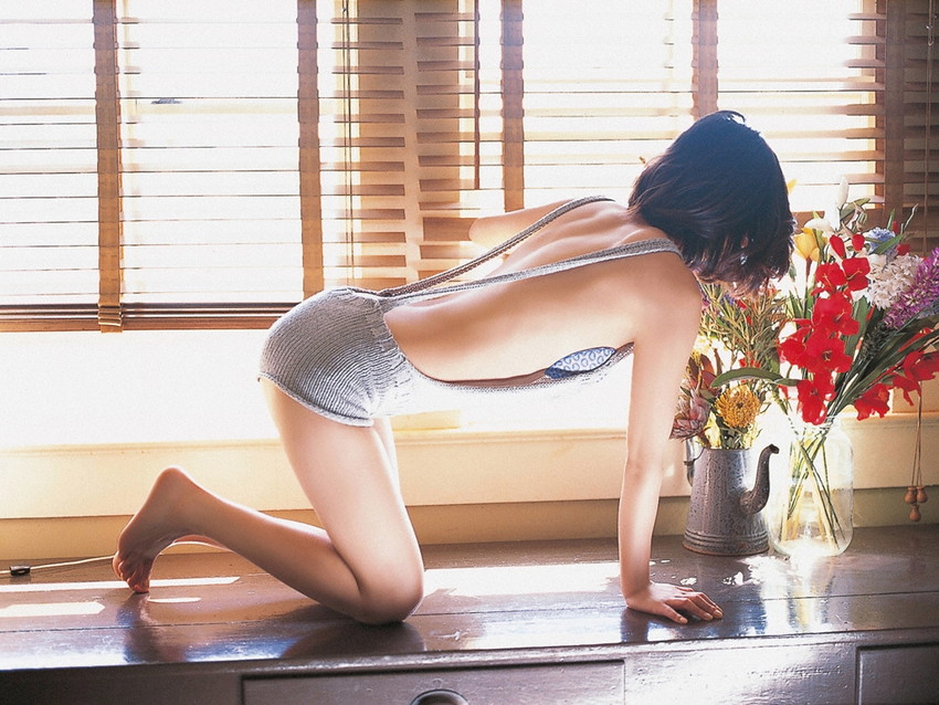 【グラビアエロ画像】昔も今も大人気な小野真弓のセクシー画像(50枚) 34