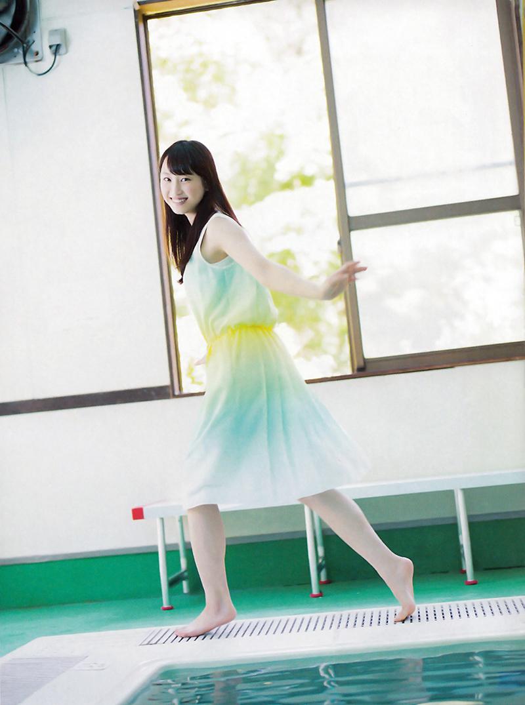 【グラビアエロ画像】SKE48卒業生、松井玲奈のセクシー画像(53枚) 28
