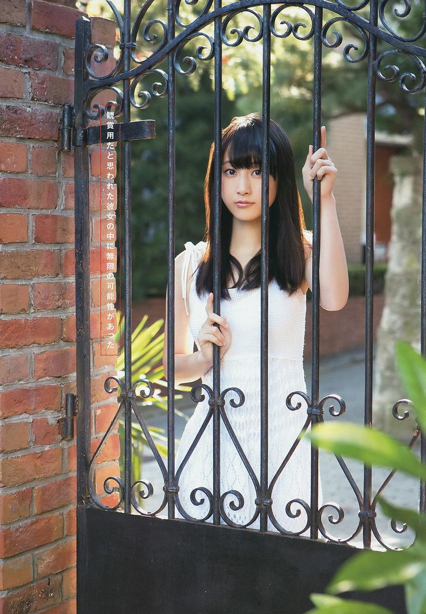 【グラビアエロ画像】SKE48卒業生、松井玲奈のセクシー画像(53枚) 35