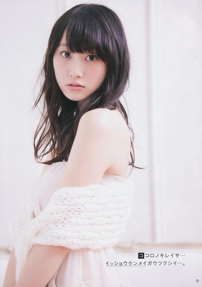 【グラビアエロ画像】SKE48卒業生、松井玲奈のセクシー画像(53枚) 49