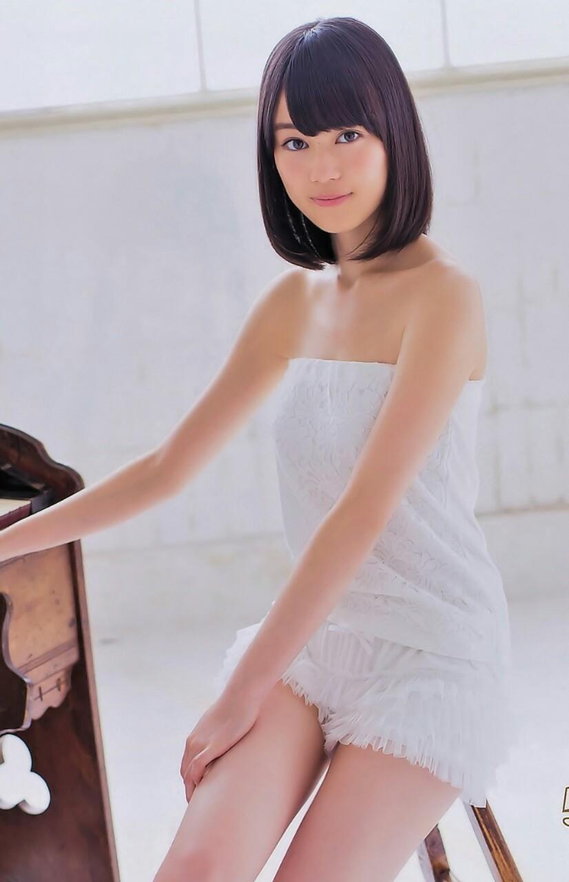 【グラビアエロ画像】生田絵梨花のセクシー画像w色気ムンムンでエロ可愛いw(51枚) 07