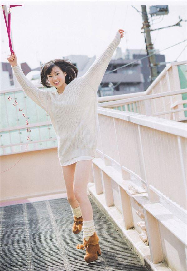 【グラビアエロ画像】生田絵梨花のセクシー画像w色気ムンムンでエロ可愛いw(51枚) 32