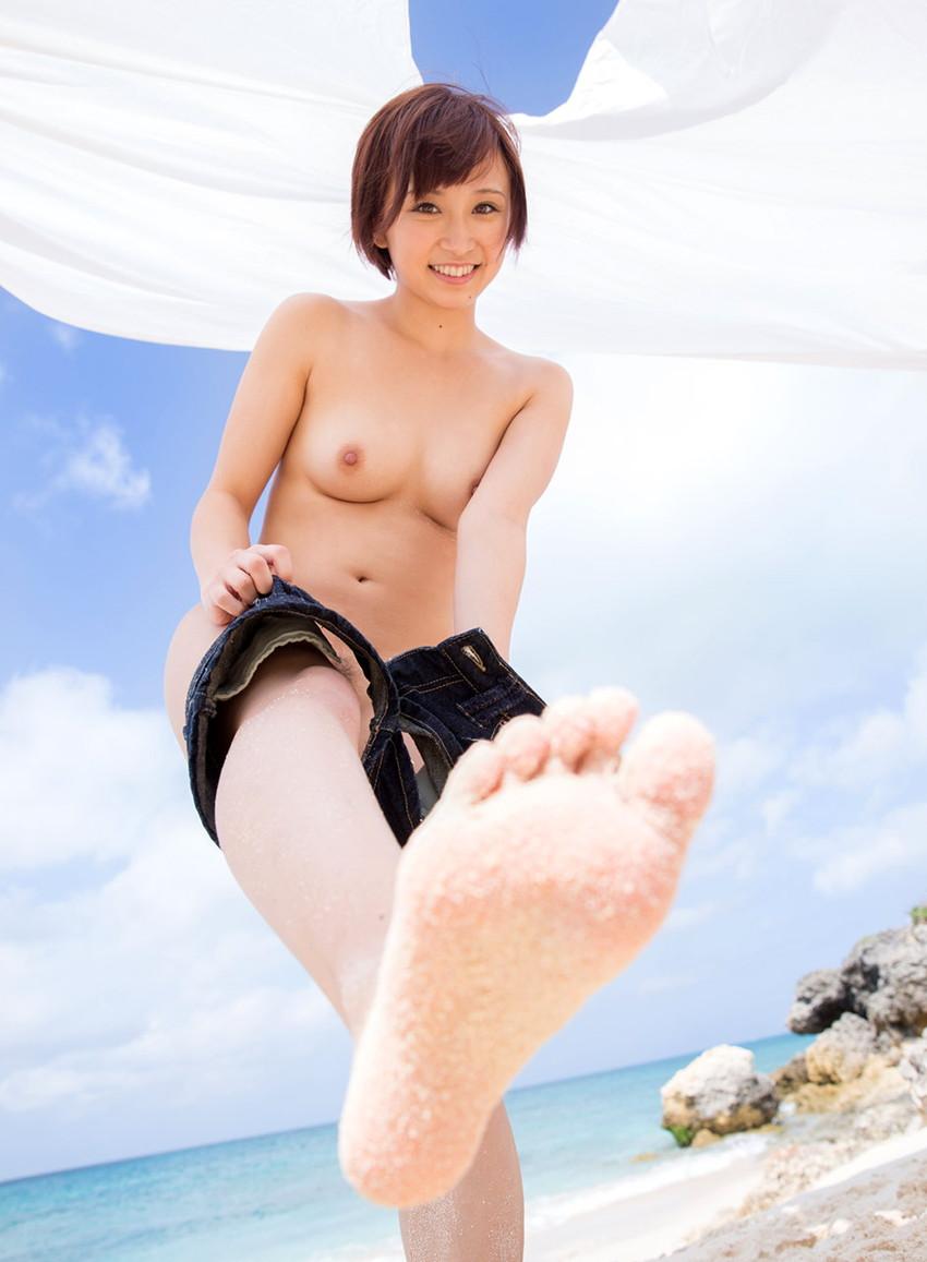 【ヌードエロ画像】きみと歩美の色白美麗ボディがぐうエロw(50枚) 02