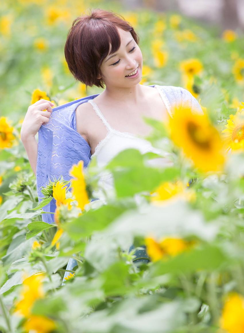 【ヌードエロ画像】きみと歩美の色白美麗ボディがぐうエロw(50枚) 07