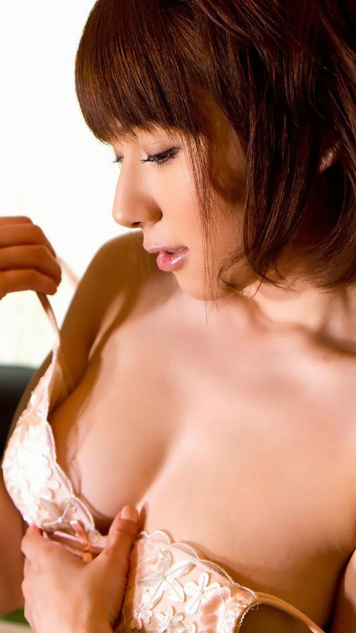 【脱衣エロ画像】身にまとう衣を自ら剥ぎ取っていく美女の姿が艶めかしいw(50枚) 30