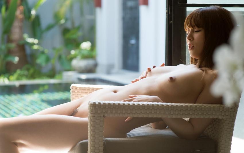 【ヌードエロ画像】スレンダー美人好き必見!大橋未久の妖艶なるエロ画像!(52枚) 46
