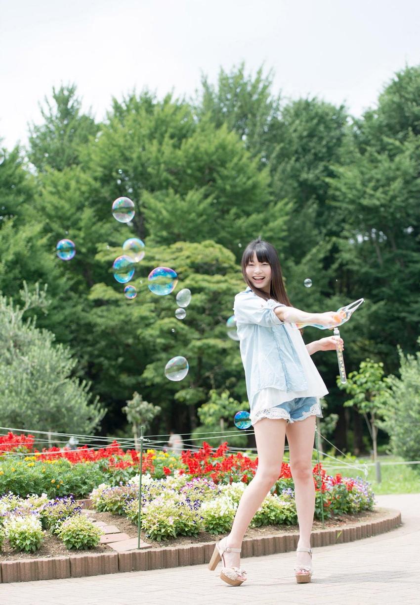 【ヌードエロ画像】なつめ愛莉のセクシーエロ画像!長い手足に美しいボディ!(50枚) 06