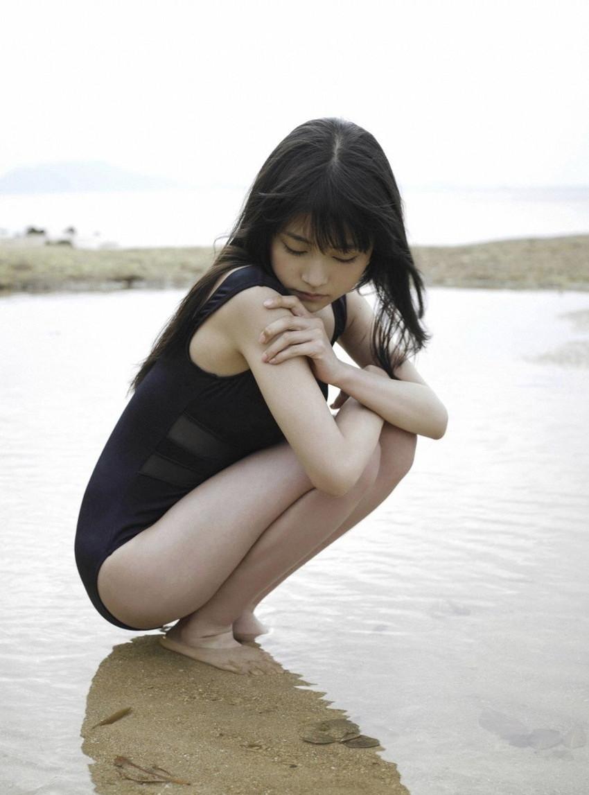 【グラビアエロ画像】有村架純のセクシー画像w水着もあるよw(50枚) 17