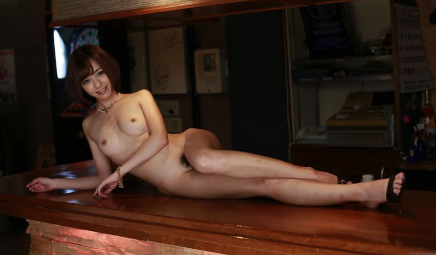 【ヌードエロ画像】華奢なボディが艶めかしい希志あいのの美乳スレンダー画像(52枚) 52