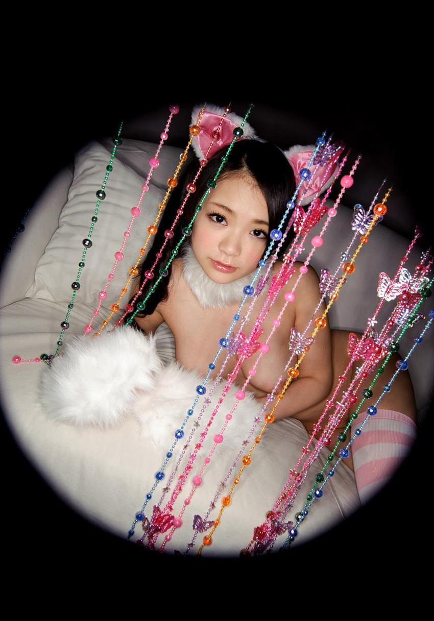 【巨乳美少女エロ画像】鶴田かなの童顔なのに豊満な素敵ボディがエロすぎるw(53枚) 08