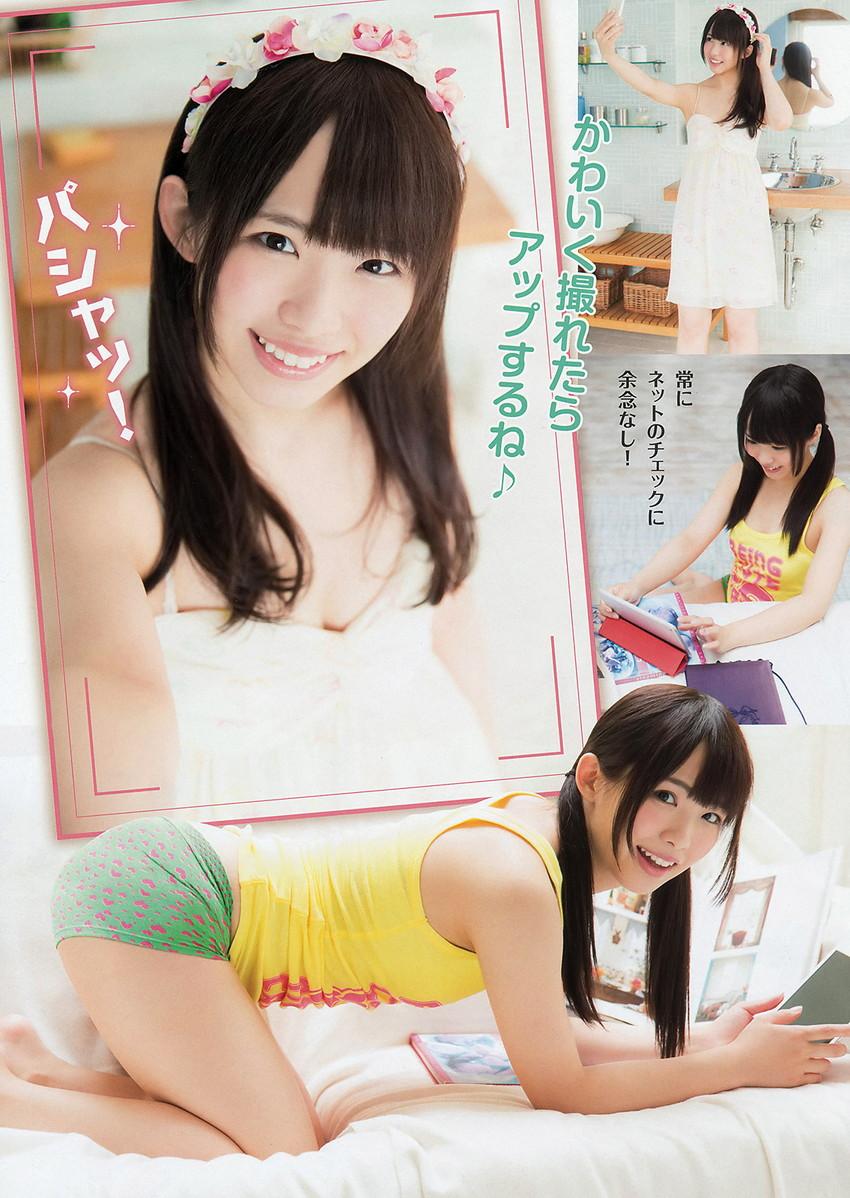 【グラビアエロ画像】SKE松村香織のセクシー画像!ドスケベボディがエロいw(50枚) 12