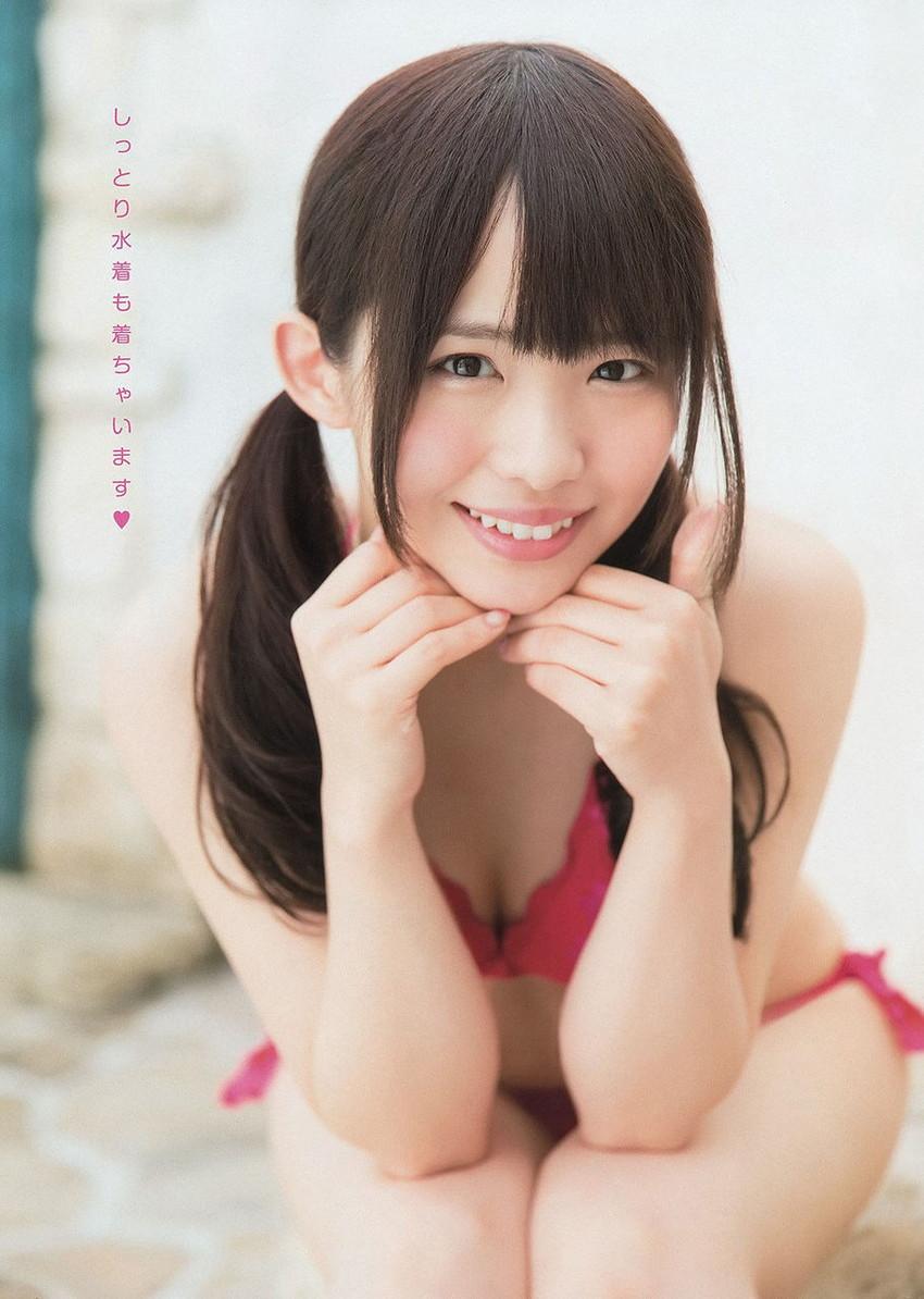 【グラビアエロ画像】SKE松村香織のセクシー画像!ドスケベボディがエロいw(50枚) 31