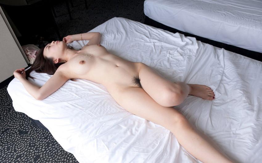 【SEX後エロ画像】セックス終了後の美女たちがエロすぎて2回戦に挑みたくなるw(52枚) 12