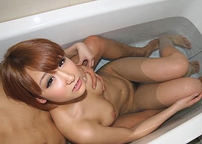 【SEXエロ画像】男と女が二人で風呂場に入った結果wwwwwwww(50枚)