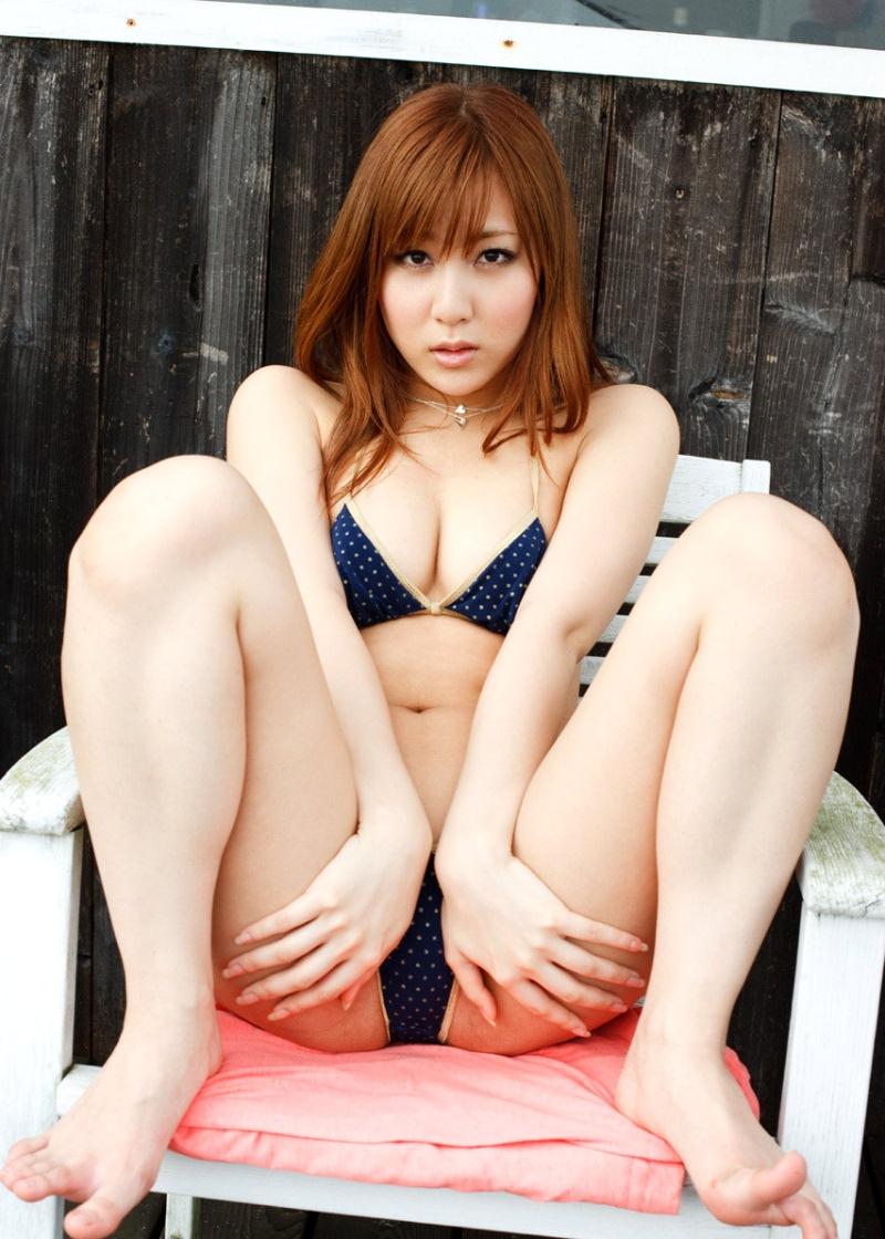 【ヌードエロ画像】あずみ恋の黒髪長髪エロボディが即ハボwww(50枚) 07