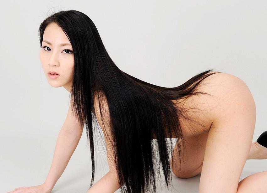 【ヌードエロ画像】あずみ恋の黒髪長髪エロボディが即ハボwww(50枚) 10