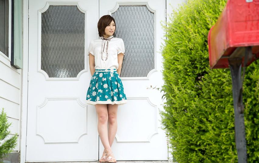 【ヌードエロ画像】ショートヘアが似合う夏希みなみのエロ画像(55枚) 10