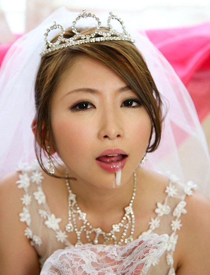 【花嫁エロ画像】美女の乱れたウェディングドレス姿が激エロw(53枚) 27